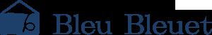 Bleu Bleuet ロゴ